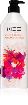 KCS Lovely & Romantic Perfumed Shampoo Hydraterende Shampoo