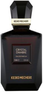Keiko Mecheri Crystal d´Ambre eau de parfum para mujer