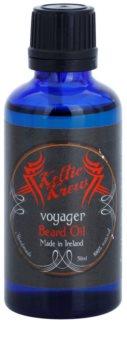 Keltic Krew Voyager aceite para barba con aroma de eucalipto