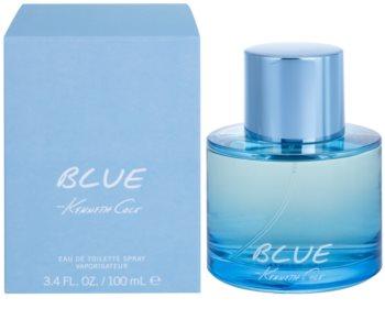 Kenneth Cole Blue eau de toilette para homens