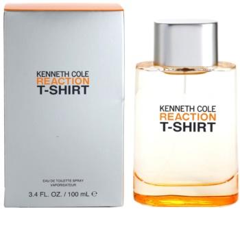 Kenneth Cole Reaction T-shirt Eau de Toilette para hombre