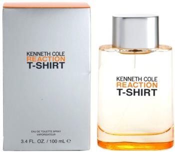 Kenneth Cole Reaction T-shirt Eau de Toilette pentru bărbați