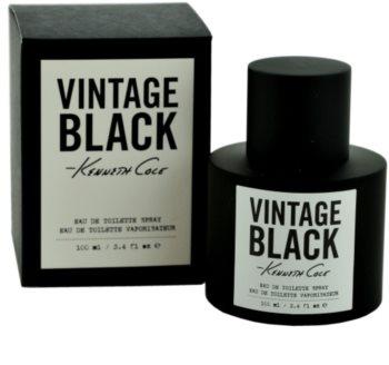 Kenneth Cole Vintage Black eau de toilette para homens