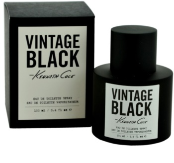 Kenneth Cole Vintage Black toaletna voda za muškarce