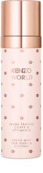 Kenzo Kenzo World parfémovaný tělový sprej pro ženy