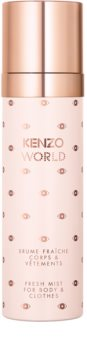 Kenzo Kenzo World spray de corp parfumat pentru femei