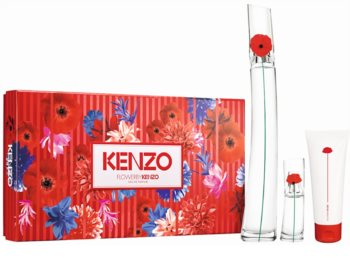 Kenzo Flower by Kenzo Lahjasetti I. Naisille