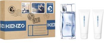 Kenzo L'Eau Kenzo Pour Homme подаръчен комплект за мъже