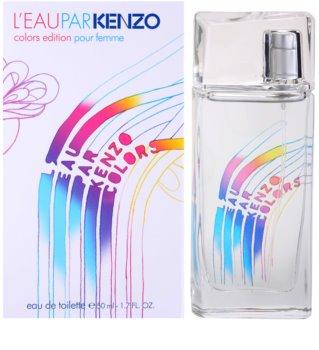 Kenzo L'Eau Par Kenzo Colors Pour Femme eau de toilette para mujer 50 ml