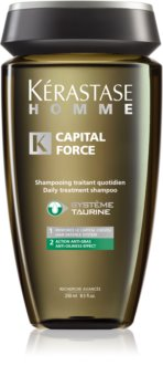 Kérastase Homme Capital Force champô para cabelo rapidamente oleoso