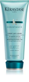 Kérastase Résistance Ciment Anti-Usure intensive Pflege für geschwächtes und leicht geschädigtes Haar und splissige Haarspitzen