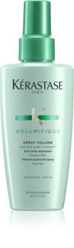Kérastase Volumifique Spray Volume финална грижа за увеличаване и подчертаване на обема на фина и увредена коса