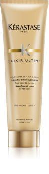 Kérastase Elixir Ultime jemný zkrášlující krém pro všechny typy vlasů