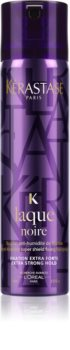 Kérastase K Noire laque cheveux forme de brume fixation extra forte