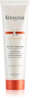 Kérastase Nutritive Nectar Thermique hranjivo termo zaštitno mlijeko za zaglađivanje za suhu kosu