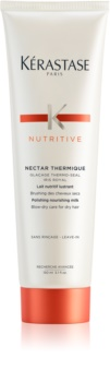 Kérastase Nutritive Nectar Thermique изглаждащо и подхранващо термозащитно мляко за суха коса