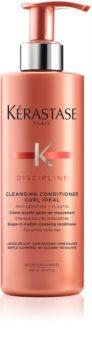 Kérastase Discipline Curl Idéal почистващ балсам за непокорна къдрава и чуплива коса