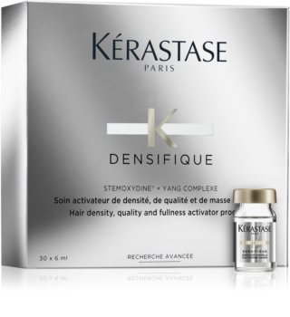 Kérastase Densifique Cure процедура за обновяване на гъстотата на косата