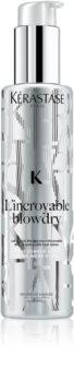 Kérastase K L'incroyable Blowdry styling tej a hajformázáshoz, melyhez magas hőfokot használunk