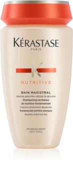 Kérastase Nutritive Bain Magistral Voedende Shampoo voor Normaal tot Zeer Extreem Droog en Gevoelig Haar