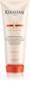 Kérastase Nutritive Fondant Magistral tápláló gyengéd ápolás normáltól extrémen száraz és érzékeny hajra