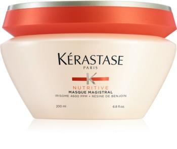 Kérastase Nutritive Magistral Intensiv nærende maske til alvorligt, udtørret og tykt hår