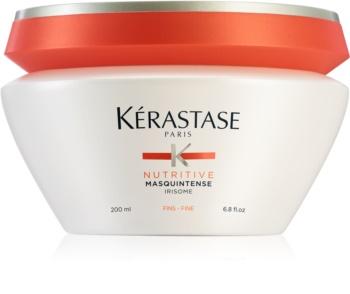 Kérastase Nutritive Masquintense подхранваща маска  за фина коса
