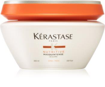 Kérastase Nutritive Masquintense tápláló maszk száraz és érzékeny hajra