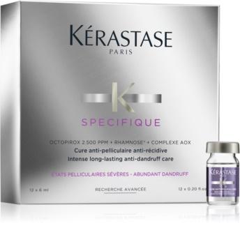 Kérastase Specifique 4-Weken Intensieve Kuur tegen Roos