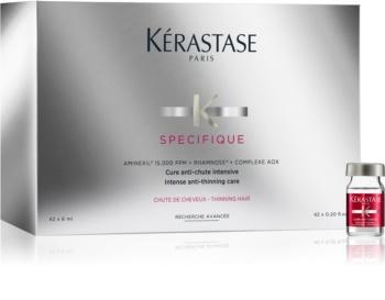 Kérastase Specifique Cure Anti-Chute Intensive intenzív kúra hajhullás ellen