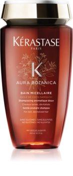 Kérastase Aura Botanica Bain Micellaire banho de champô aromático para iluminar os cabelos baços