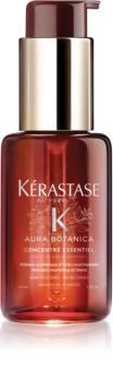 Kérastase Aura Botanica Concentré Essentiel óleo aromático nutritivo para dar brilho aos cabelos baços