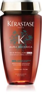 Kérastase Aura Botanica Bain Micellaire Riche shampooing aromatique pour cheveux ternes et très secs