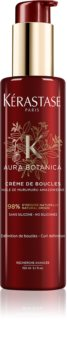 Kérastase Aura Botanica Crème de Boucles Cream for Curly Hair for Definition and Shape
