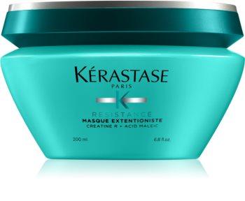 Kérastase Résistance Masque Extentioniste haj maszk a haj növekedéséért és megerősítéséért a hajtövektől kezdve