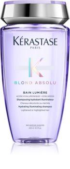 Kérastase Blond Absolu Bain Lumière шампоанена процедура за изрусена коса или коса с кичури