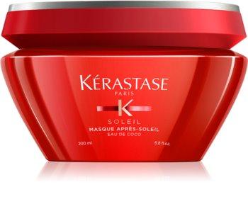 Kérastase Soleil Masque Après-Soleil Intensive Mask for Hair Damaged by Chlorine, Sun & Salt