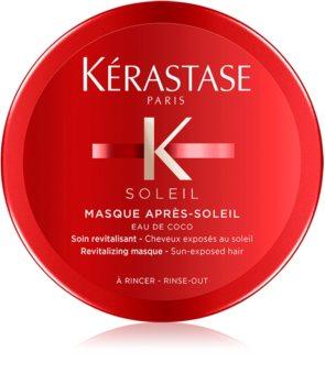 Kérastase Soleil Masque Après-Soleil интензивна маска за коса увредена от слънце, хлор и солна вода