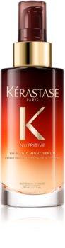 Kérastase Nutritive 8H Magic Night Serum éjszakai szérum a sérült, töredezett hajra