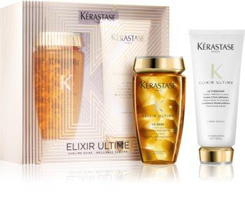 Kérastase Elixir Ultime Cosmetica Set  I. (voor Dof Haar ) voor Vrouwen