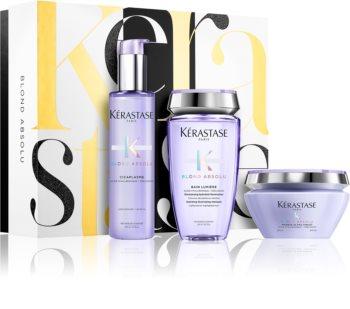 Kérastase Blond Absolu Gift Set II. (for bleached or highlighted hair) for Women
