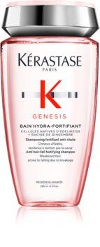 Kérastase Genesis Bain Hydra-Fortifiant подсливащ шампоан за слаба, склонна към оредяване коса