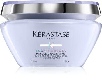 Kérastase Blond Absolu Masque Cicaextreme Deeply Regenerating Mask for Blonde Hair