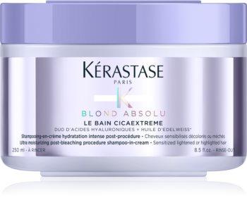 Kérastase Blond Absolu Bain Cicaextreme шампунь-крем для освітленого волосся
