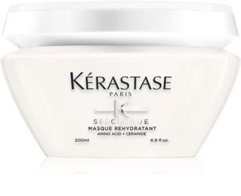 Kérastase Specifique Masque Rehydratant zselés arcmaszk száraz és érzékeny hajra