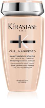 Kérastase Curl Manifesto Bain Hydratation Douceur shampoing nourrissant pour cheveux bouclés et frisés