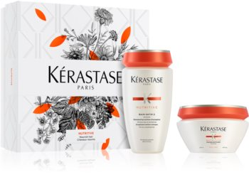 Kérastase Nutritive coffret cadeau (pour cheveux secs et sensibilisés)