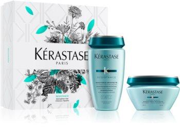 Kérastase Résistance Gift Set  (voor Beschadigd en Broos Haar )