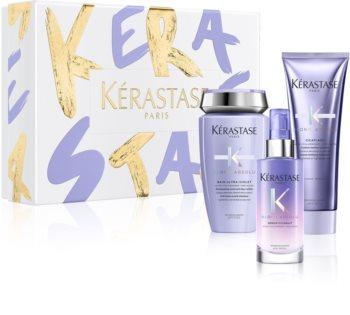 Kérastase Blond Absolu Gift Set V. (for Lightened, Cool Blonde Hair)