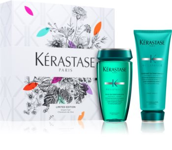 Kérastase Résistance Extentioniste Gift Set III. (For Hair Roots Strengthening And Hair Growth Support)